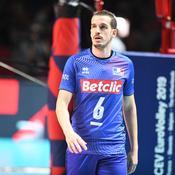 «Compliqué» d'aller chercher la qualification olympique, estime Benjamin Toniutti