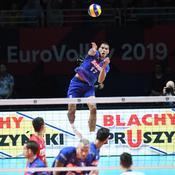 Euro de volley : Stephen Boyer, touché par la grâce