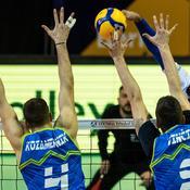 Volley: une victoire contre l'Allemagne et les JO pour les Bleus