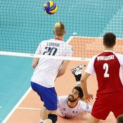 France - Pologne 3/2 (25-23, 21-25, 22-25, 25-21, 15-11) Ligue Mondiale