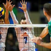 Les Bleus s'inclinent face à la Bulgarie et se compliquent la tâche pour Tokyo
