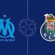 Marseille surpris par Porto