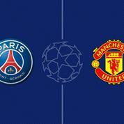 Le Paris SG piégé sur le fil face à Manchester United