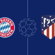 Emmené par un grand Coman, le Bayern Munich surclasse l'Atletico Madrid