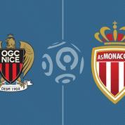Monaco s'impose face à Nice