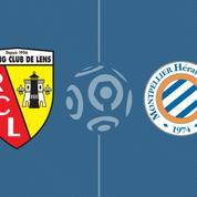 Match spectaculaire entre Montpellier et Lens