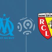 Marseille s'incline face à Lens