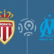 Monaco s'impose face à Marseille
