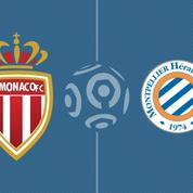 Monaco et Montpellier dos à dos