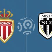 Monaco surclasse Angers