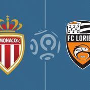 Monaco tenu en échec par Lorient
