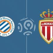 Emmené par un grand Ben Yedder, Monaco surclasse Montpellier