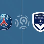 Le Paris SG tenu en échec par Bordeaux