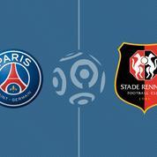 Emmené par un grand Di María, le Paris SG surclasse Rennes