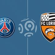 Le Paris SG s'impose face à Lorient