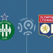 Lyon s'offre le derby face à St-Etienne