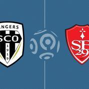 Match spectaculaire entre Angers et Brest