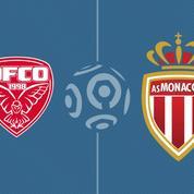 Monaco s'impose face à Dijon