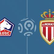Lille domine Monaco