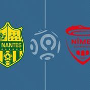 Avec un Lafont décisif, Nantes domine Nîmes