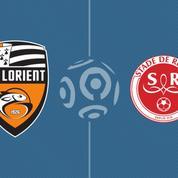Lorient s'impose face à Reims