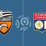 Lorient tenu en échec par Lyon
