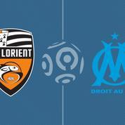 Marseille s'impose face à Lorient
