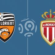 Monaco écrase Lorient