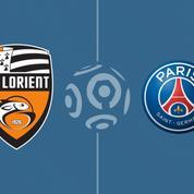 Le Paris SG surpris sur le fil face à Lorient