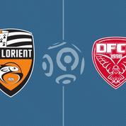Lorient s'impose sur le fil face à Dijon