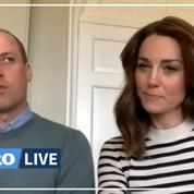 Le prince William confie à la BBC s'être inquiété pour son père, testé positif au coronavirus