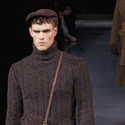 Défilé Dolce & Gabbana homme automne-hiver 2020-2021
