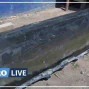 Un village ivoirien effrayé par la chute d'un possible débris de fusée
