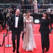 Bafta 2020 : Kate recycle une robe Alexander McQueen