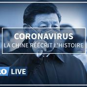 Coronavirus: la Chine réécrit l'histoire