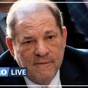 #MeToo: le producteur Harvey Weinstein condamné à 23 ans de prison