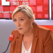 Marine Le Pen: «Je ne crois pas qu'il y ait des discriminations raciales dans notre pays»