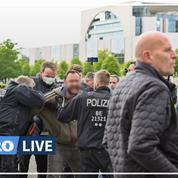 En Allemagne, le succès des manifestations anti-restrictions augmente
