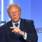 Hortefeux sur l'Aquarius : «La France et l'Europe n'ont pas de leçons à recevoir en termes d'accueil»