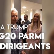 Ivanka Trump au G20 : la fille du président américain converse avec les dirigeants mondiaux