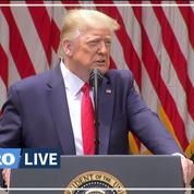 États-Unis: Donald Trump interdit les prises d'étranglement des policiers