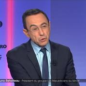 Loi anticasseurs : «[Ce texte] préserve la liberté de manifester pacifiquement» (Bruno Retailleau)