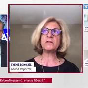 «Comme tout le monde, je pense que la liberté va être encadrée, difficile et contrainte», estime Sylvie Bomel