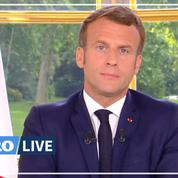 Déconfinement, crise économique, racisme: ce qu'il faut retenir de l'allocution d'Emmanuel Macron en cinq minutes