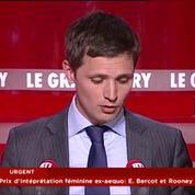 Le debrief' du Grand Jury avec Laurence Rossignol