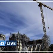 Notre-Dame de Paris: les 40.000 tubes de l'échafaudage seront «découpés un par un»