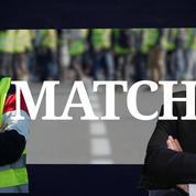 «Gilets jaunes» vs Macron : le récit du match