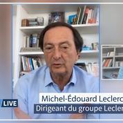 Michel-Edouard Leclerc : « C'est la 1ère fois que je fais face à une crise dont l'ennemi est invisible»