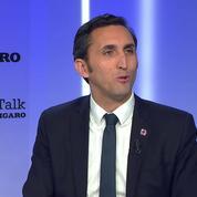 Julien Aubert: «L'exécutif a choisi la précipitation»