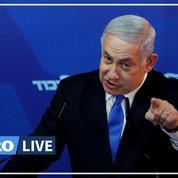 Après le désengagement iranien sur le nucléaire, Nétanyahou appelle à des «sanctions écrasantes»